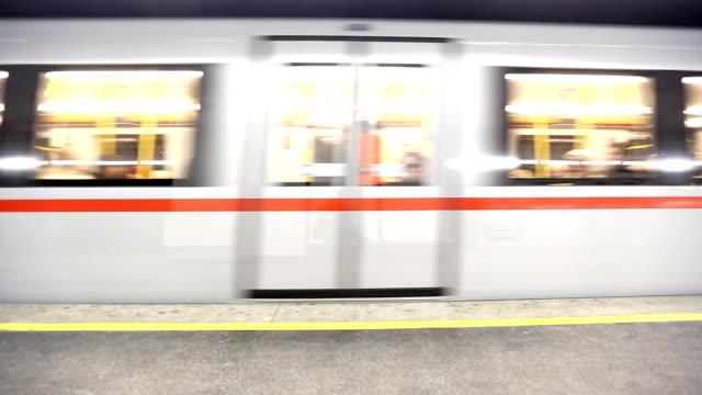 U-Bahnzug (HD)