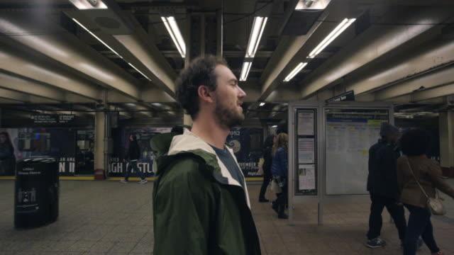 Subway Wanderlust