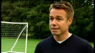 Success of Andros Townsend in his England debut T12101324 / TX Graeme Le Saux interview SOT