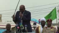 Sudanese President Omar alBashir on Thursday pressed on with a government campaign to collect arms from tribes in wartorn Darfur where a devastating...