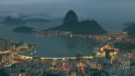 Sugarloaf Mountain Time Lapse in Rio de Janeiro