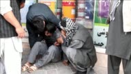 A suicide bomb and gun attack claimed by the Islamic State group on a Shiite mosque in Kabul killed 20 people and wounded scores more Friday...