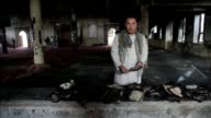 A suicide bomb and gun attack claimed by the Islamic State group on a Shiite mosque in Kabul kills 20 people and wounds scores more officials say the...