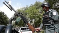 A suicide bomber blows himself up on a busy shopping street near the US embassy in central Kabul Tuesday killing four people and injuring several...