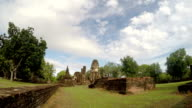 Sukhothai Temple - Timelapse