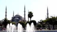 Sultan Ahmet/ Blue Mosque Istanbul TURKEY