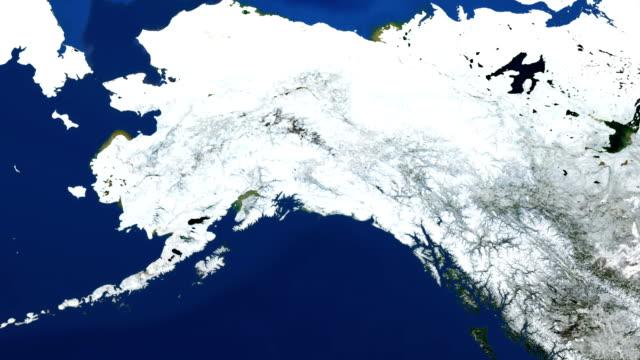 Summer comes to Alaska