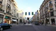4K summer Shopping on Oxford street, London