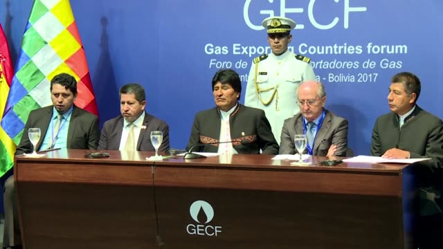 A summit of gas exporting countries opened in Bolivia on Tuesday with the host country signing exploration contracts with international oil and gas...