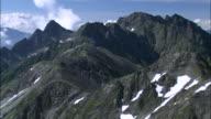 Summit of Hodaka mountain range, Nagano, Gifu