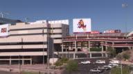 ZO WS Sun Devil Stadium at Arizona State University, home of Arizona State Sun Devils / Tempe, Arizona, USA
