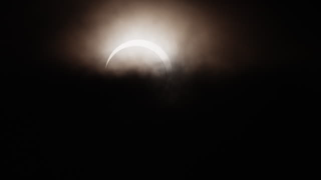 T/L WS Sun eclipse / Cedar Hills, Utah, USA
