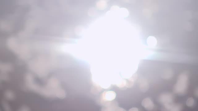 Sun Flare On Water II 4K