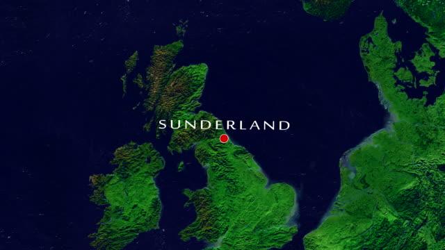 Sunderland Zoom In