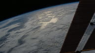 Sunglint over the Ocean