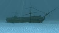 Eingelassene Schiff