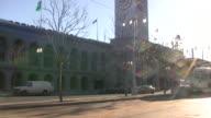 HD: Sunlight Glistens off San Francisco Tram, Streetcar, Trolley
