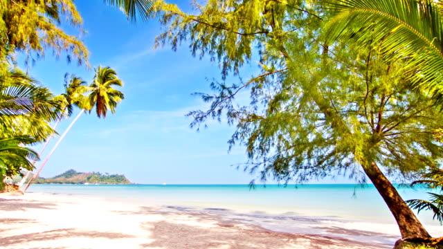 Sunny holiday beach