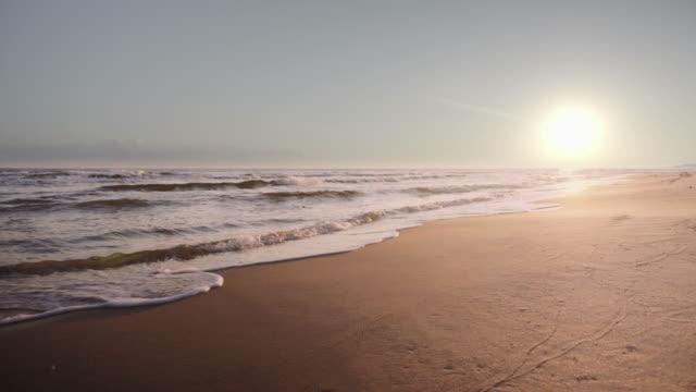 Sunrise and Sea