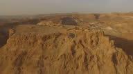 sunrise at Masada / Southern Judea Desert