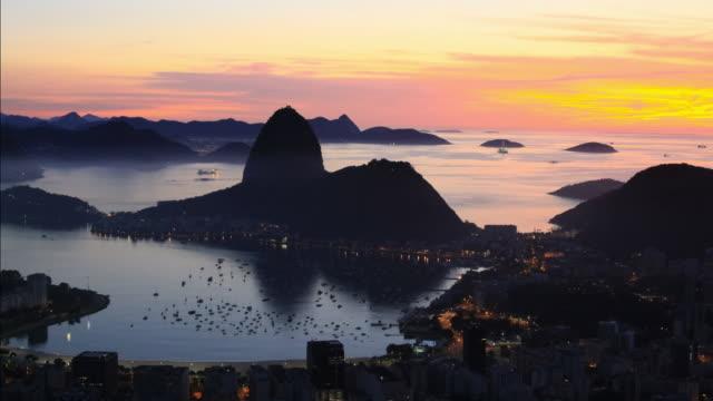 Sunrise at Sugar Loaf Mountain, Rio de Janeiro