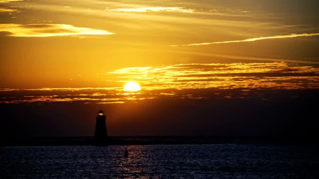 Sunrise on Long Island Sound