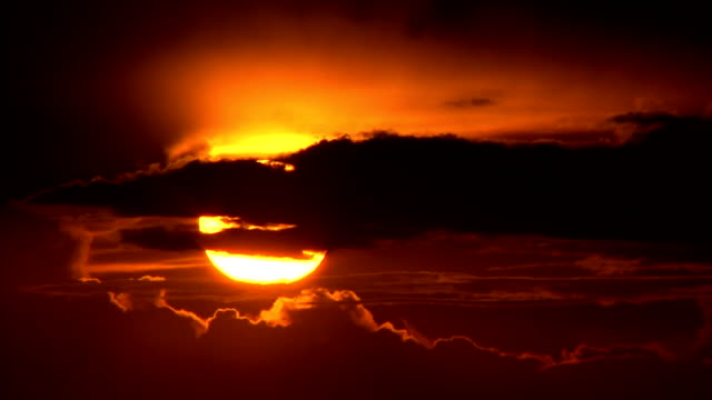 Sunrise over zululand