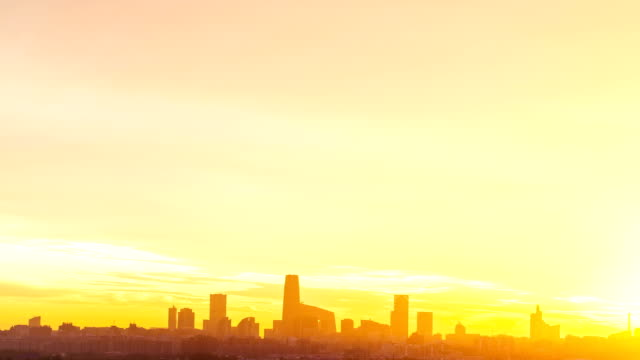 Sunrise Time Lapse--BEIJING
