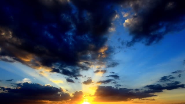 Sonnenaufgang Timelapse