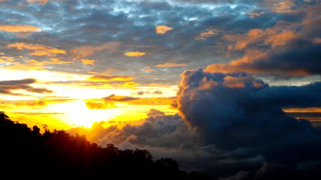 Sunrise - (Time-lapse)