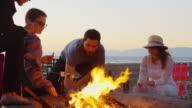 Sunset Beach Spaß