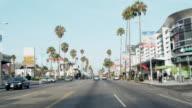 POV Sunset Blvd., Hollywood, Los Angeles, United States