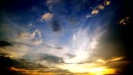Sunset Wolken