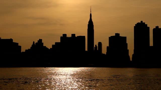 NY Sonnenuntergang Loop