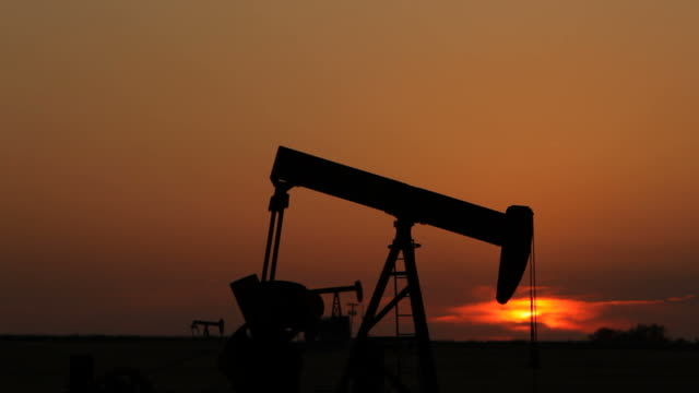 Sunset Oil Wells