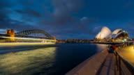 Sunset Opera House, Sydney