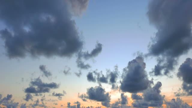 HD-Zeitraffer Sonnenuntergang