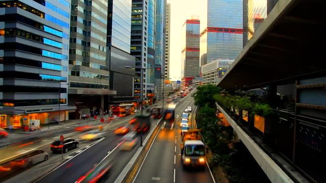 Sonnenuntergang Stadt City