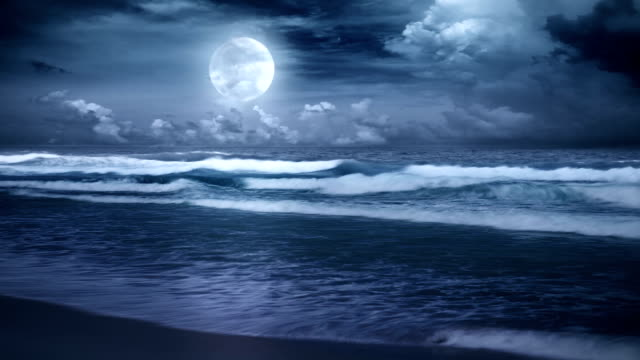 Image result for moon over water