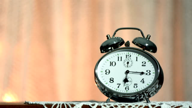 HD Super Slow-Mo: Alarm Clock Explosion