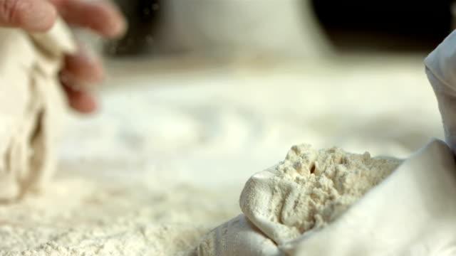 HD Super Slow-Mo: Kneading Dough