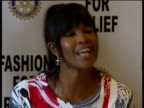 Supermodels promote Fashion for Relief campaign Question and Answer session Naomi Campbell press conference SOT On how much money will be raised by...