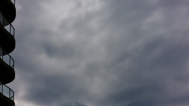 4K Superstorm Cloudscape Timelapse, Australia