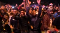 Supporters of Iraqi Shia leader Muqtada alSadr continue their campaign of civil disobedience at the entrances to the Green Zone after friday prayer a...