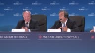 UEFA supremo Michel Platini said Friday he would not be complying with FIFAs demand to return a luxury watch given as a gift by organisers of the...