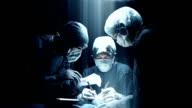 Surgeons team Making Surgery