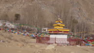 Surroundings of Drepung Monastery, Lhasa, Tibet