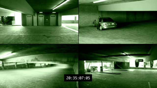 Überwachung Filmmaterial