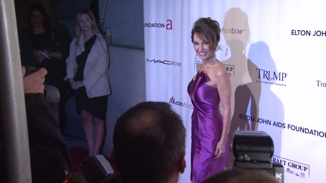 Susan Lucci at the 8th Annual Elton John AIDS Foundation's 'An Enduring Vision' at New York NY