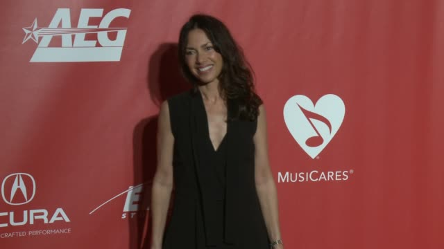 Susanna Hoffs at MusiCares Person of the Year Honoring Tom Petty in Los Angeles CA